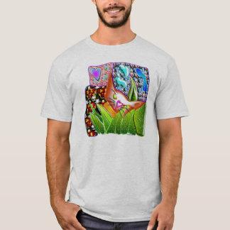 草1bの猫 tシャツ