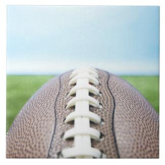 草2のフットボール タイル