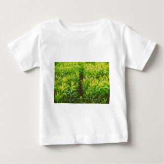 草 ベビーTシャツ