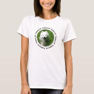 草W/SamoyedのSamoyed Tシャツ