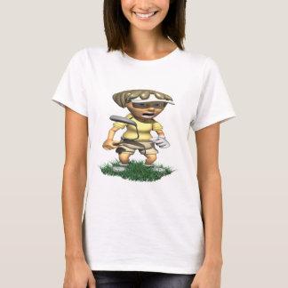 荒いの荒いです Tシャツ