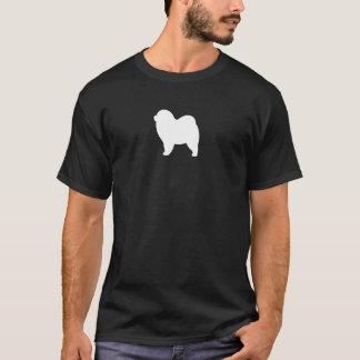荒いチャウチャウ Tシャツ