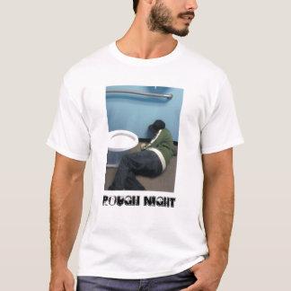 荒い夜 Tシャツ