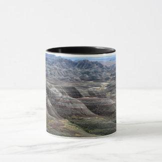 荒地の信号器のマグ マグカップ