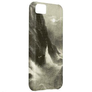 荒天の月光、陽気な頭部、ブドウ園 iPhone5Cケース