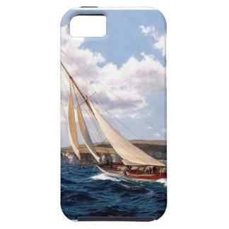 荒海の航海 iPhone SE/5/5s ケース