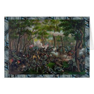 荒野の戦い カード