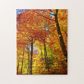 荒野の秋 ジグソーパズル