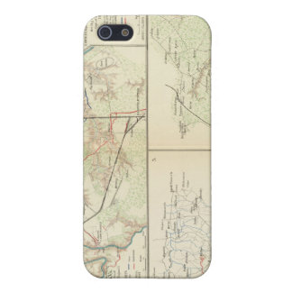 荒野、NアナのSpotsylvania CH iPhone 5 Case