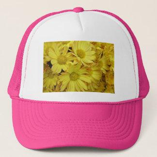 菊のグループの植物の黄色 キャップ