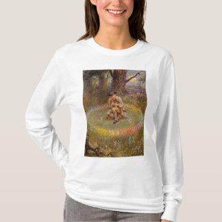 菌輪 Tシャツ