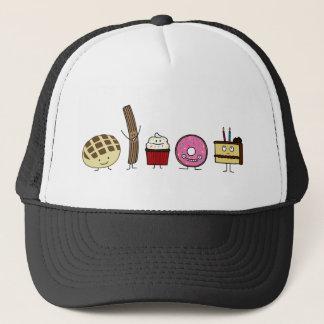 菓子のパン焼皿のdulceのchurroドーナツケーキのカップケーキ キャップ