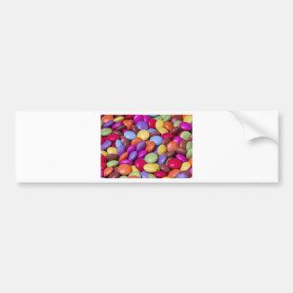 菓子キャンデー バンパーステッカー