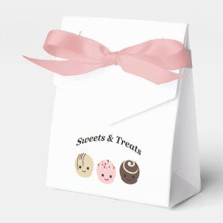 菓子及び御馳走! チョコレート フェイバーボックス