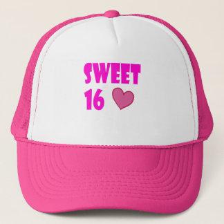 菓子16のトラック運転手の帽子 キャップ