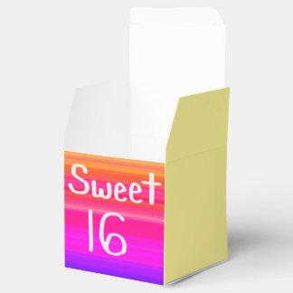 菓子16の虹 フェイバーボックス