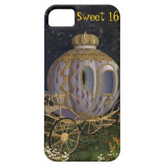 菓子16またはキンセアニェラの王女 iPhone SE/5/5s ケース