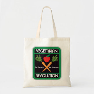 菜食主義の改革 トートバッグ
