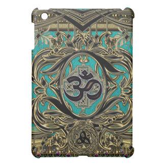 華美な金属旧式なゴシック様式記号の装飾 iPad MINI カバー