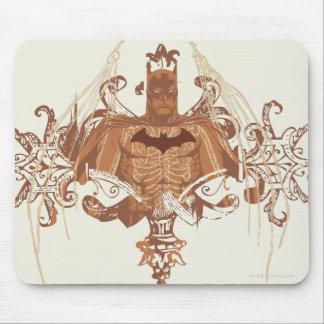 華麗さのバットマンのバスト マウスパッド