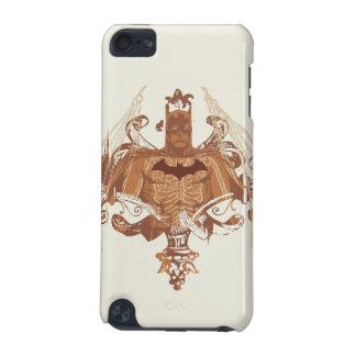 華麗さのバットマンのバスト iPod TOUCH 5G ケース