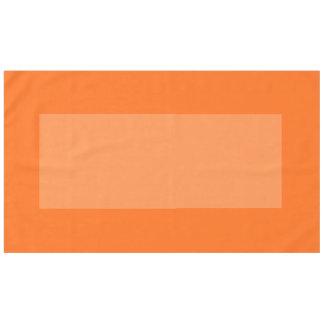 華麗なオレンジカボチャ無地だけOSCB25 テーブルクロス