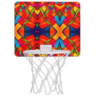 萼 ミニバスケットボールゴール