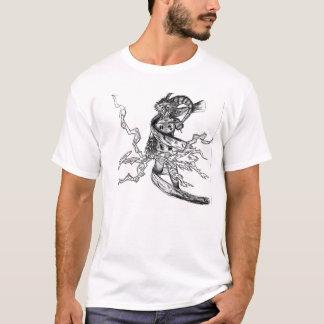 落ちたなゼウス Tシャツ