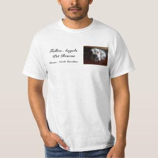 落ちたな天使ペット救助、穀倉、N… Tシャツ