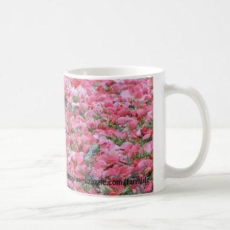 落ちたな花びらのマグ コーヒーマグカップ