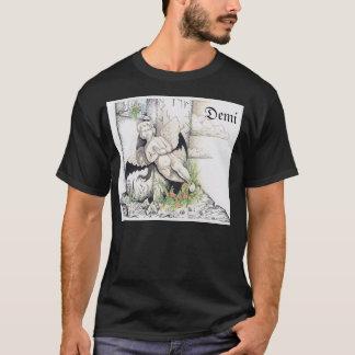 落ちた Tシャツ