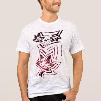 落ちる赤い葉(別名葉の去ること) Tシャツ