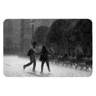 落下雨 マグネット