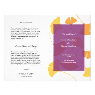 落下|イチョウ|葉|紫色|結婚|プログラム