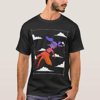落下 Tシャツ