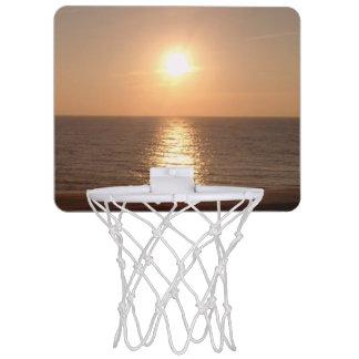 落日 ミニバスケットボールゴール