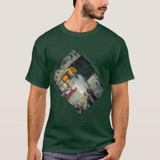 落書きのファンク及びCosplayのTシャツ Tシャツ