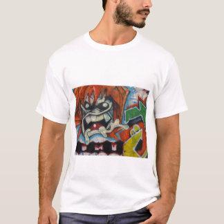 落書きのユーモア Tシャツ