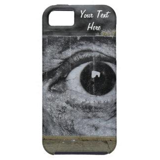 落書きの目 Case-Mate iPhone 5 ケース
