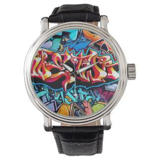 落書きの腕時計2 腕時計
