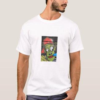 落書きの芸術 Tシャツ