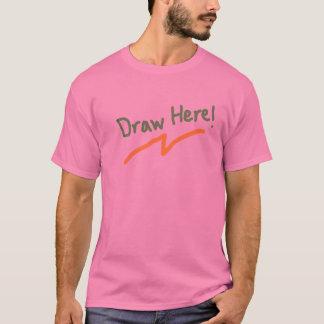 落書きのTシャツ Tシャツ
