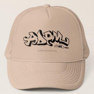 落書き私の一流の帽子 キャップ