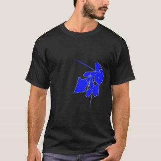 """落書き""""E """" Tシャツ"""