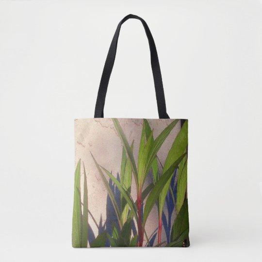 葉および影 トートバッグ