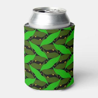 葉が多いクーラーボックス 缶クーラー