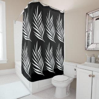 葉のシャワー・カーテン シャワーカーテン
