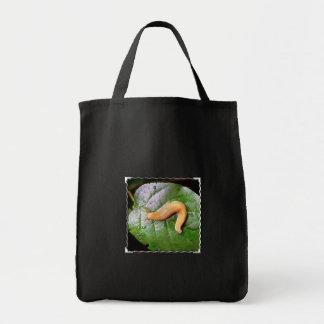 葉のトートバックのスラグ トートバッグ