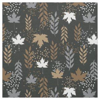葉の秋 ファブリック