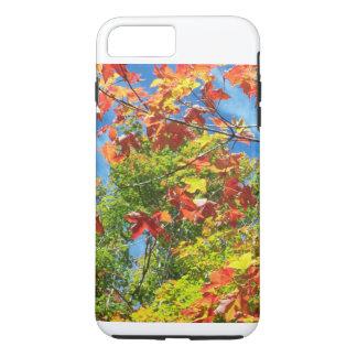 葉の自然のIPodの変更の箱 iPhone 8 Plus/7 Plusケース